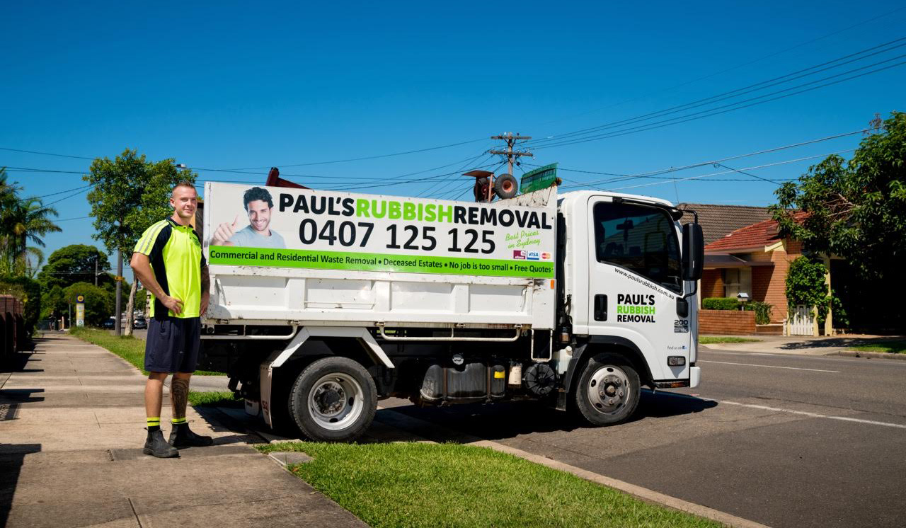 Paul's Rubbish Removal