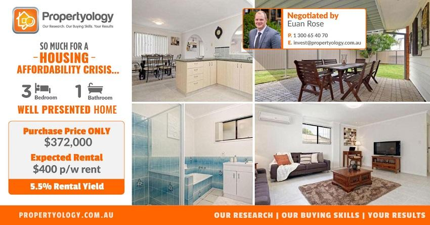 Your Results housing affordability 372000b