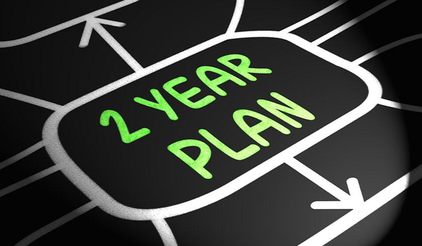 2 year plan