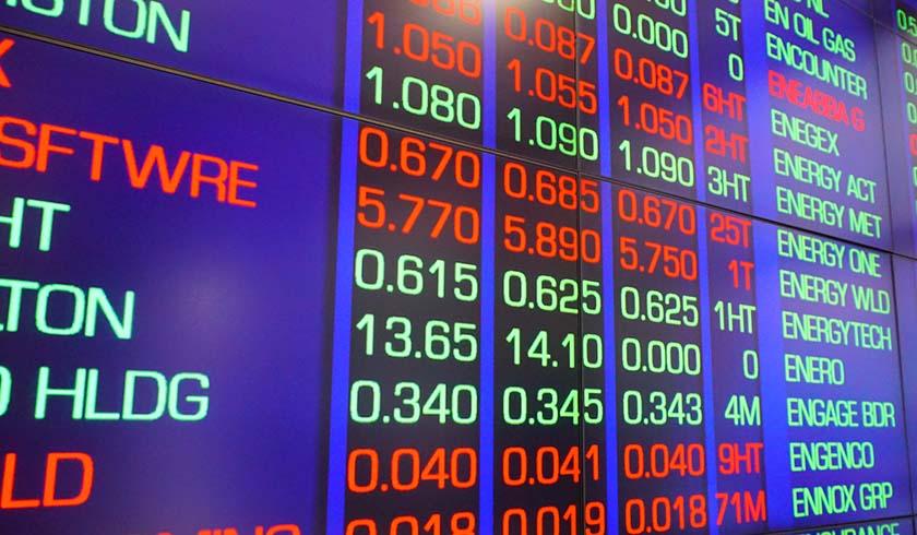 Retail investors stock board ASX