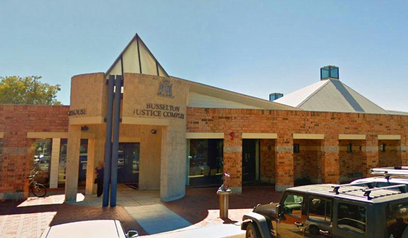 Busselton Magistrates court