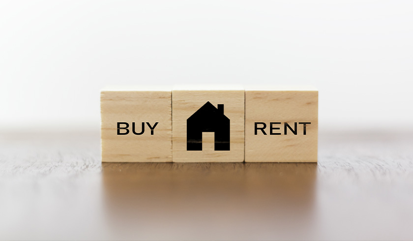 Rent v buy property conundrum