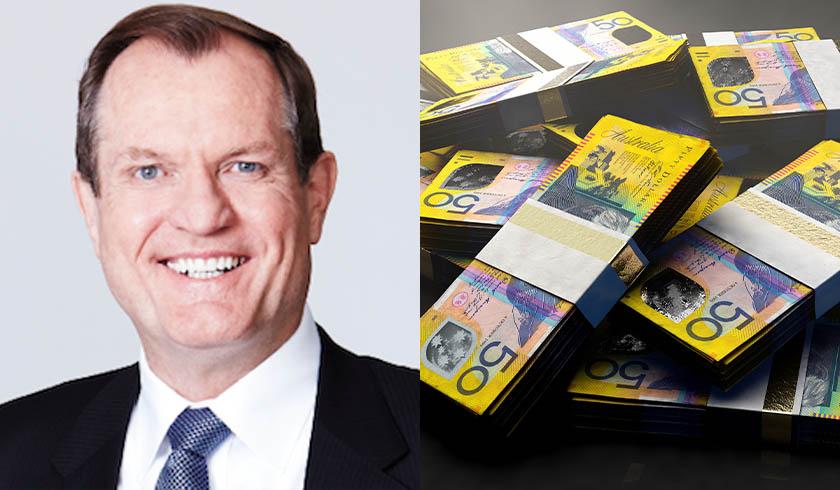 Chris Jordan and Australian cash