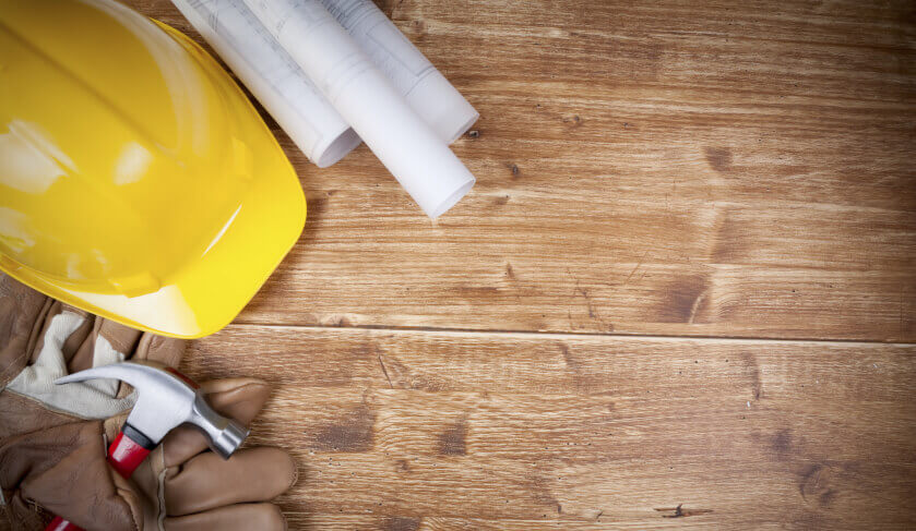 prepare for a property renovation