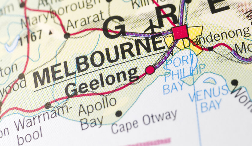 melbourne geelong regional victoria most expensive suburbs