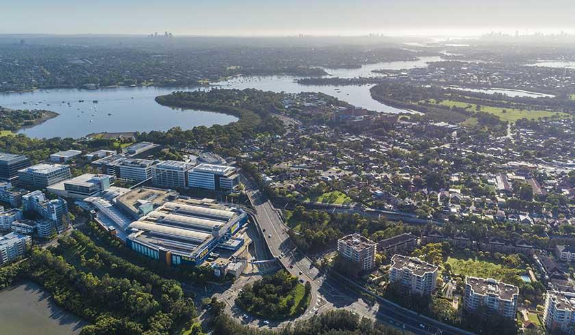 Emerging Sydney hotspots highlight transition to remote work