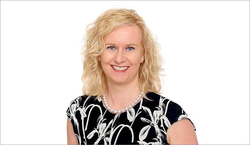 REIV president Leah Calnan