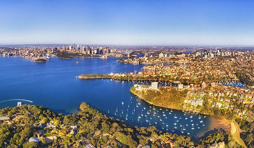 Desirable suburbs now in the discount firing line