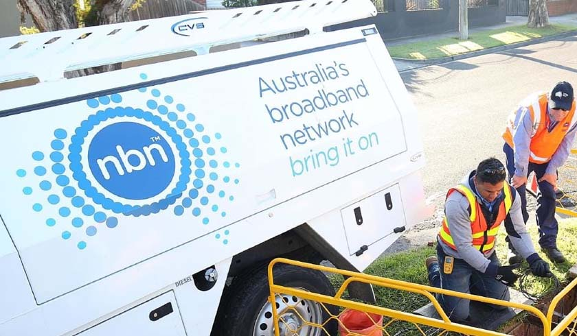 NBN workers