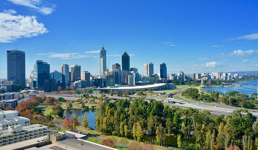 Perth vacancy rate pushes closer to 40-year low