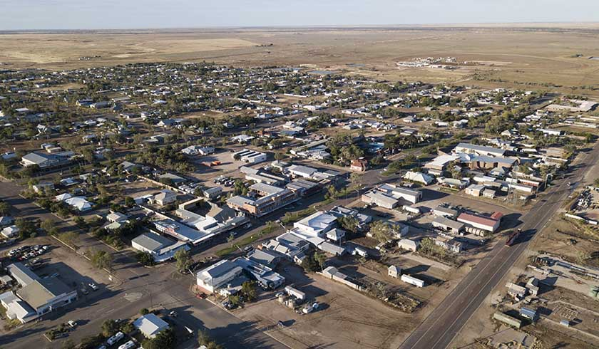 Top 10 inland rural towns to invest in