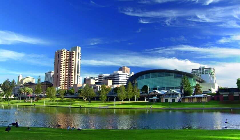 Adelaide, Australia, land tax cuts, investments