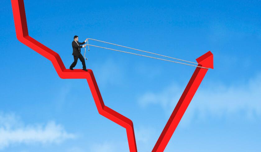downturn, upward, rise, prediction on supply, 2019