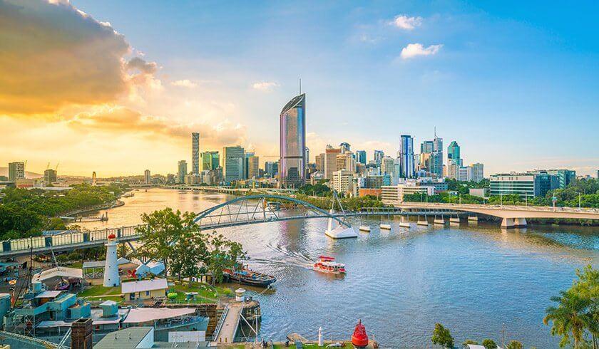 Australia, popular hotspots,