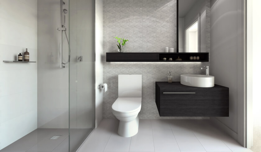 Bathroom fixture, maintenance and repair costs, house bathroom