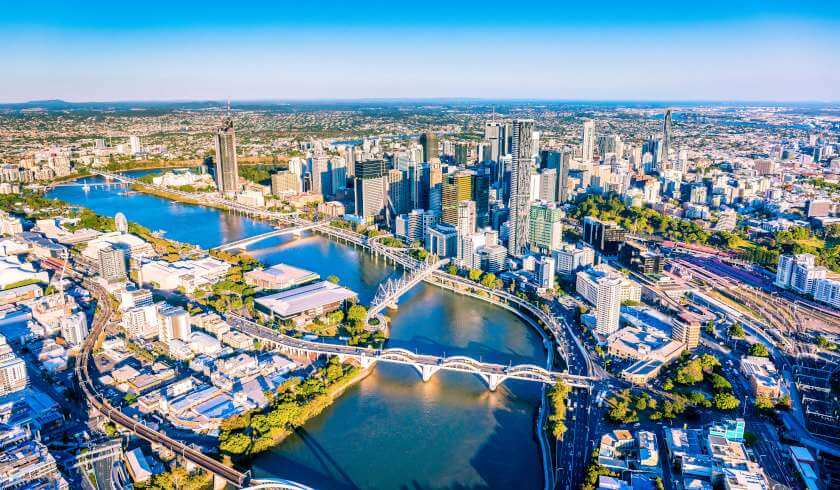 unit market buyers market brisbane cityscape