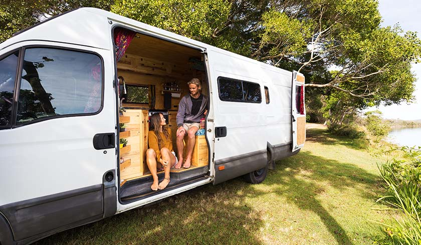 Aussies forgo home loan applications for camper purchases in December