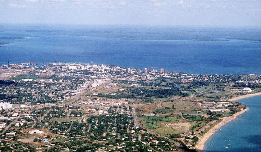Darwin wins rental race in December quarter