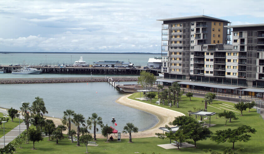 Darwin, Australia, buyer activity rebounds, Raine & Horne Darwin