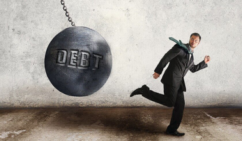 Debt, risk management