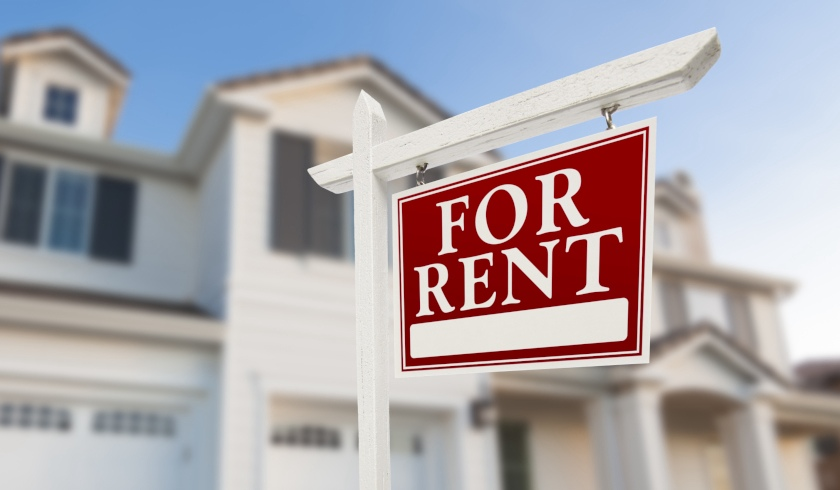 Median house rents, property for rent, house prices decline, renting, rental market