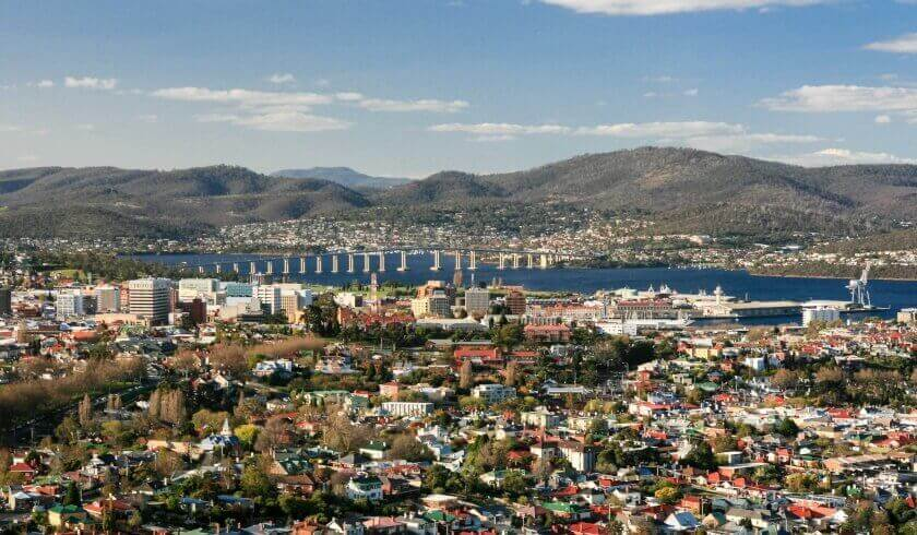 Hobart, Tasmania budget, property investors, short term investments