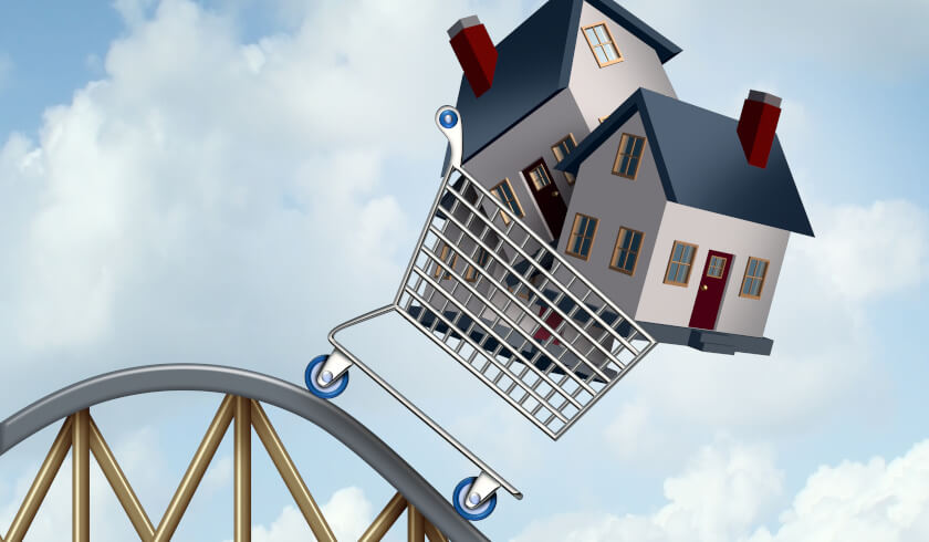 House, property market, oversupply of residential property