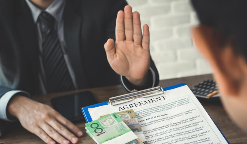 Why a written pre-approval is not a lending guarantee
