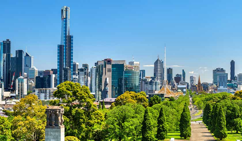 Property market update Melbourne