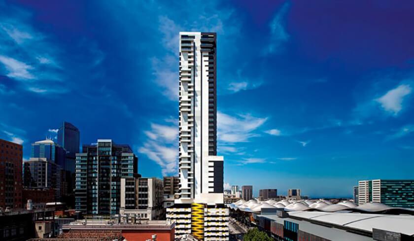 fire alarm melbourne neo 200 apartment building materials