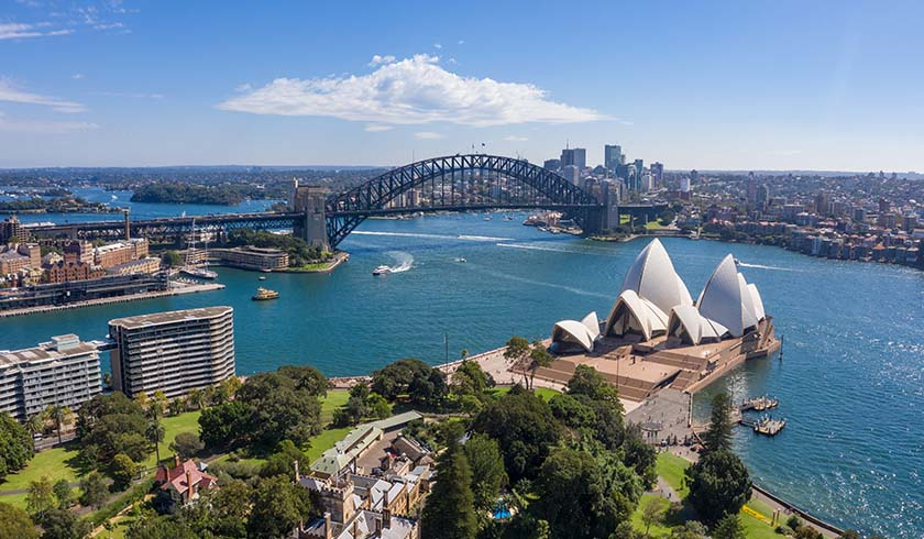 'Abrupt halt' felt by Sydney investors