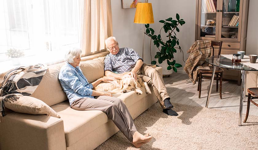 Older home owners