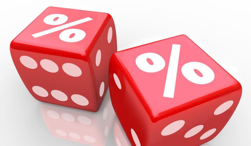dice percentage calculator