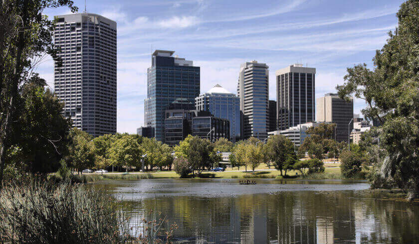 perth cityscape perth market conditions 5 year high