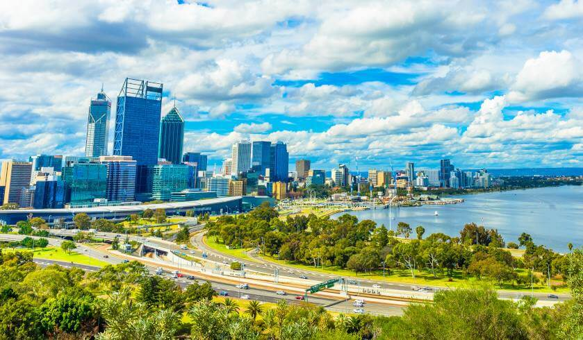 property market update perth cityscape 2018