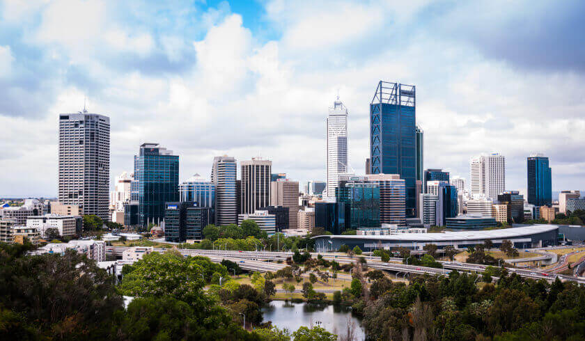 property market update 2018 perth cityscape
