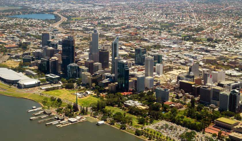 property market update 2019 perth cityscape