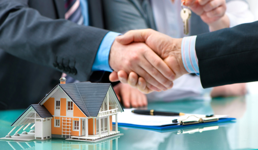 Property investment, property market, buyer's agent, handshake, contract signing