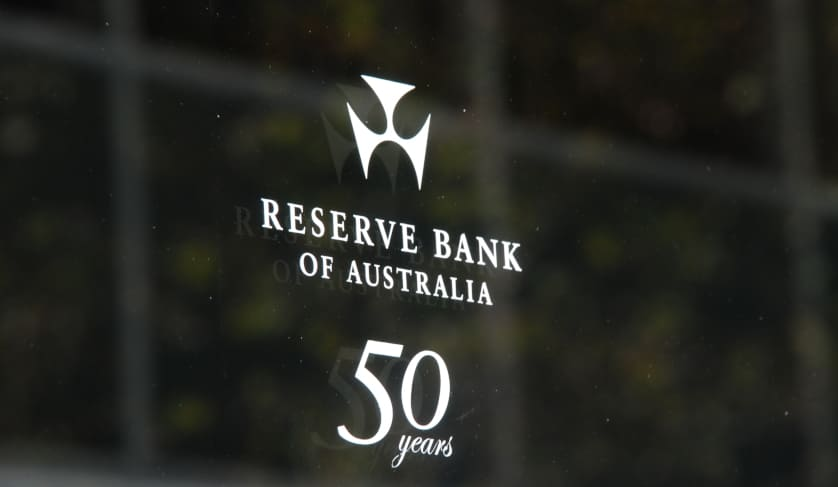 RBA cash rate decision October