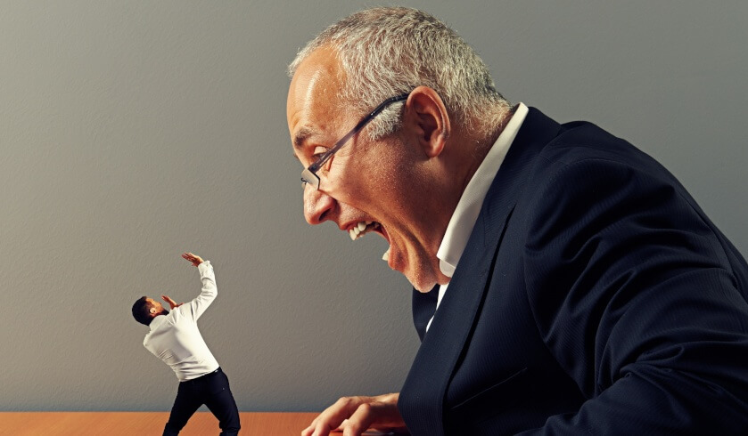 Dealing with complainer, body corporate, management