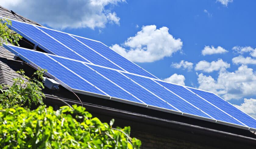 Solar panels, solar-powered, apartment, Victoria