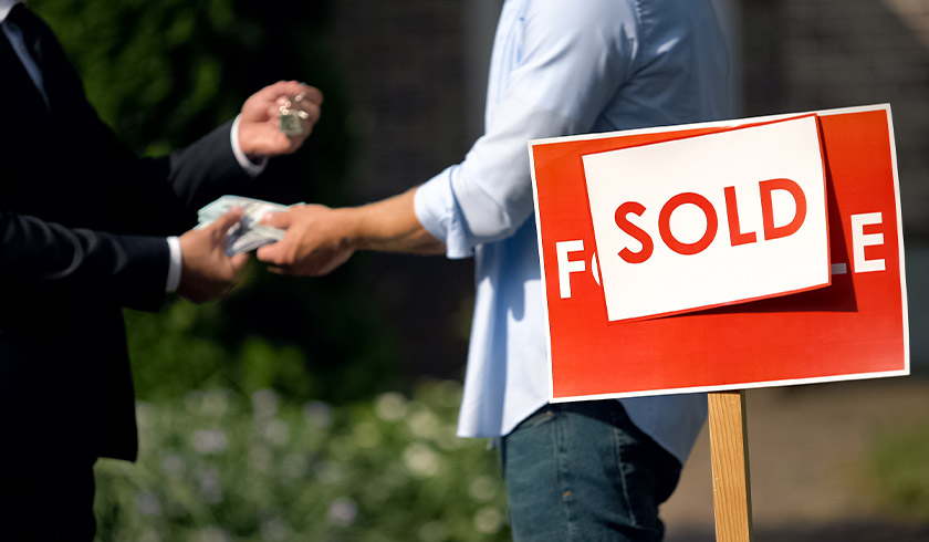Buying property without emotional baggage