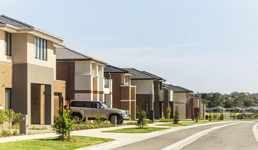 Housing rebound gathers steam
