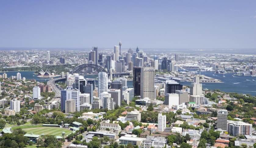 Oversupply of property in Sydney