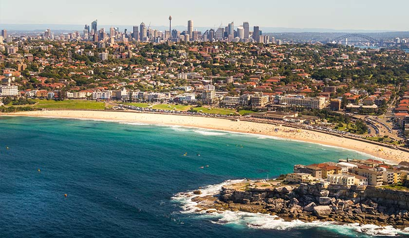 Sydney auction activity increases