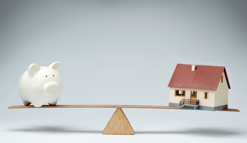 property investments, right balance of loan-to-value ratio, debt, personal finances
