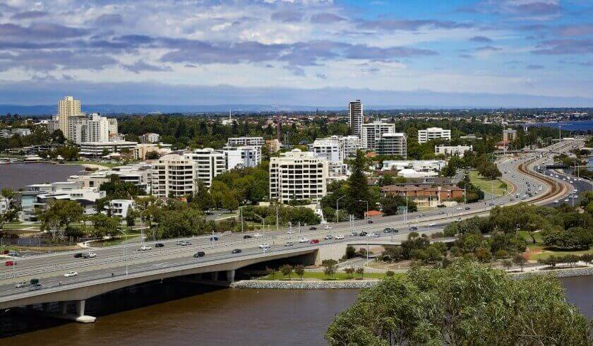 Perth, Australia, rental listings, June 2018