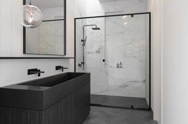 right bathroom tiles, renovation tip, tiles