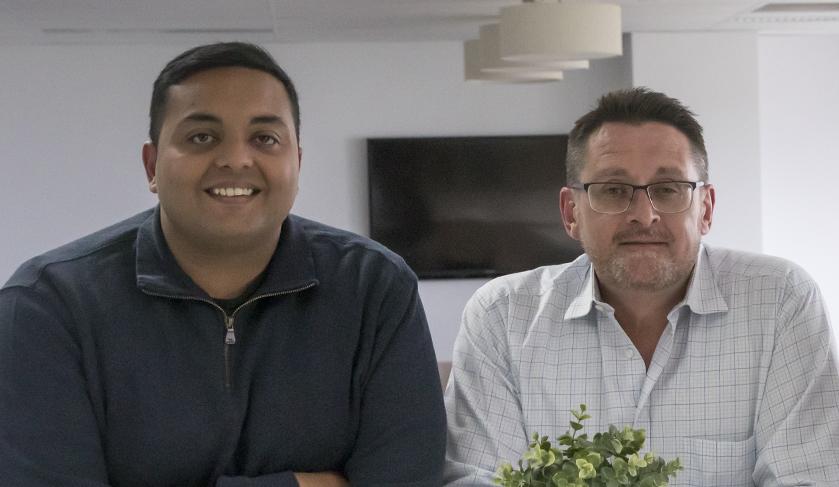 Arjun Paliwal and Kent Lardner