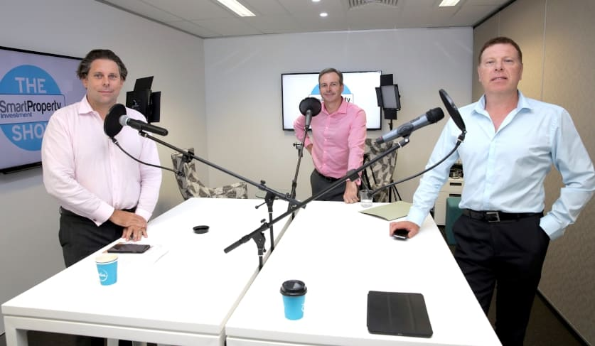 Steve Waters and Ben Kingsley The Smart Property Investment Show